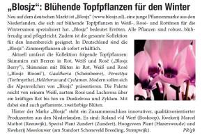 Gärtnerbörse Newsletter_13.11